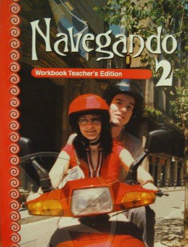 Workbook Teacher's Edition (Navegando 2)