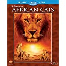 Disneynature: African Cats (Two-Disc Blu-ray/DVD Combo in Blu-ray Packaging)