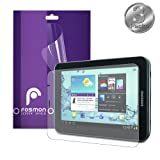 Fosmon Anti-Glare (Matte) Screen Protector Shield for the Samsung Galaxy Tab 2 (7.0) P3100 - 3 Pack