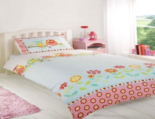 Twin Pink Duvet Cover