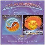 Insanity And Genius / Land Of The Free by Gamma Ray