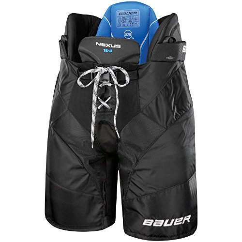 Bauer-Nexus-1N-Ice-Hockey-Pants-Senior-Medium-Black