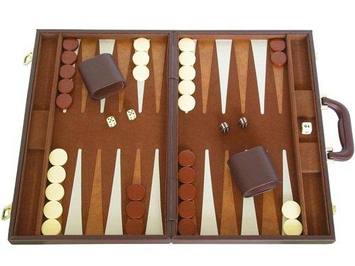 Deluxe Backgammon Set - (15