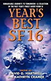 Image of Year's Best SF 16 (Year's Best SF Series)