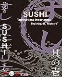 寿司の握り方DVD SUSHI(日・英・仏/PAL版) 3カ国語 How to make sushiDVD(Eng/Jpn/Fre.trilingual)