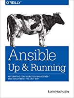 Ansible: Up and Running Front Cover