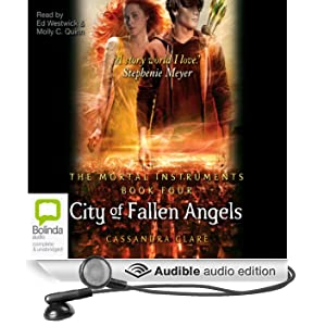 City of Fallen Angels (Unabridged)