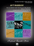 img - for Ain't Misbehavin': Sheet (Keyboard Ensemble Series) book / textbook / text book