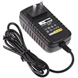 OMNIHIL (8 Foot Long) ** New AC/DC Adapter for RCA RP3013 Portable CD Player
