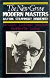 img - for The New Grove Modern Masters (Composer Biography Series) book / textbook / text book