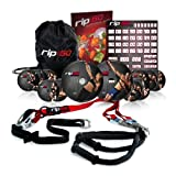 51pj%2BBcQKNL. SL160  Rip 60 Fitness DVD & Suspension Trainer Set