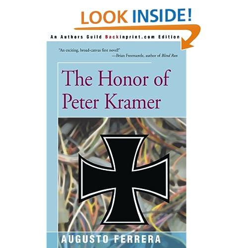 The Honor of Peter Kramer