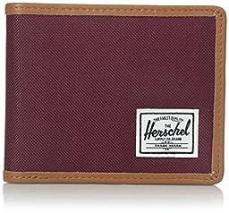 Herschel Supply Co. Men\'s Taylor, Wine/Navy, One Size