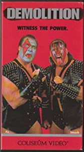 WWF: Demolition - Witness the Power [VHS]