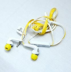 Zoon Canelphone Earphones SIGNATURE-VM 15-YELLOW