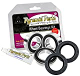 Pyramid Parts Rear Wheel Bearings & Seals kit for: Kawasaki ZX900 Ninja ZX9R 98-99