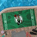 NBA Boston Celtics Fiber Reactive Beach Towel