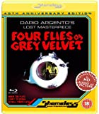 Four Flies On Grey Velvet [Uncut remastered] [Blu-ray]
