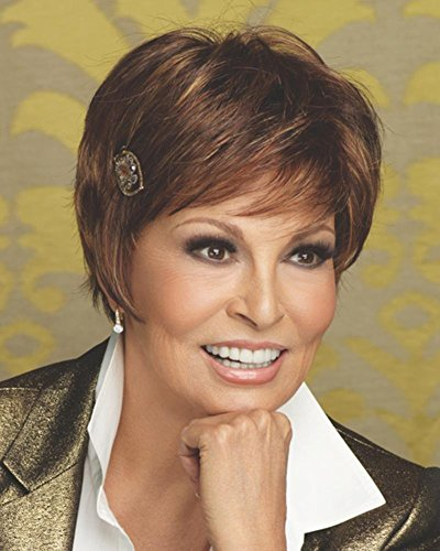 Sparkle - Short Cut Textured Layers by Raquel Welch Wigs by HairUWear