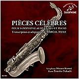 アルト・サクソフォーンとピアノのためのクラシック名曲集(マルセル・ミュール編纂)第1巻・第2巻