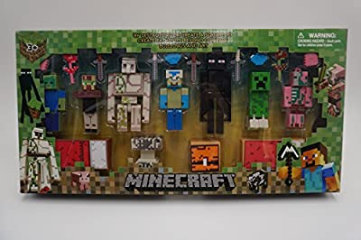 Minecraft Action Figure, 3-inch NEW from America7777