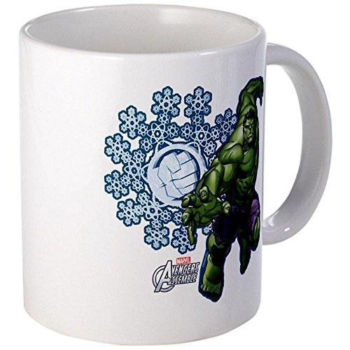 Cafepress Holiday Hulk Mug - S White