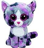 "TY Beanie Boo Plush - Lindi the Cat 6"""