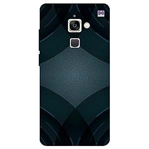 Black Design - Mobile Back Case Cover For LeEco Le 2 Pro