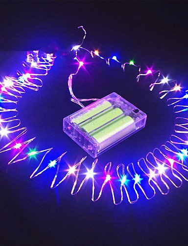 dngy165-ft-50-led-submersible-wire-battery-powered-string-light-party-decoration-white-silver-gray