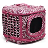 Dog Soft-Sided Carriers,Pet Travel Portable Bag Home For Dogs, Cats And Puppies,Made Of Oxford Fiber Cloth Scratch...