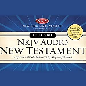NKJV Audio New Testament | []
