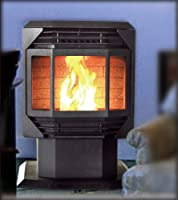 2015 Bay Front Wood Pellet Stove Heater Furnace Fireplace