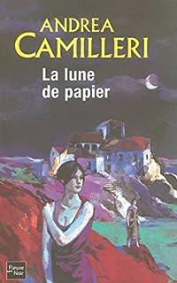 La lune de papier, Camilleri, Andrea