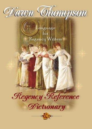 Regency Diary