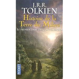 J.R.R. Tolkien - Le Livre des Contes Perdus T1 51pjM3LNzyL._SL500_AA300_