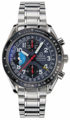 Buy Omega Speedmaster Schumacher Mens Watch 3520.53