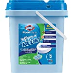 Clorox Pool&Spa Xtra Blue 3-Inch Long Lasting Chlorinating Tablets, 12-Pound 23012CLX
