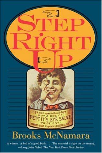 Step Right Up (Performance Studies), Brooks McNamara