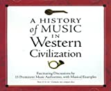 img - for History of Music of the Western World book / textbook / text book
