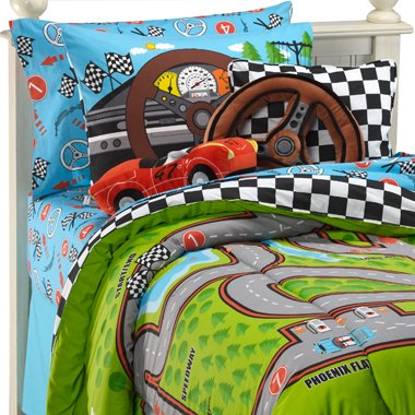 race car bedding totally kids totally bedrooms kids
