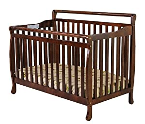 Dream On Me Liberty Collection 4 in 1 Crib, Espresso from Dream On Me