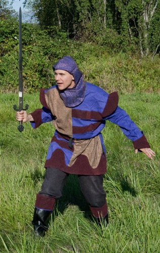 Camelot Knight Costume