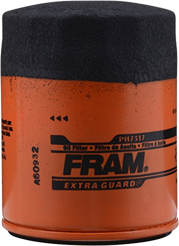 Fram PH7317 Extra Guard Passenger Car Spin-On Oil Filter (Car Quest Oil Filter compare prices)