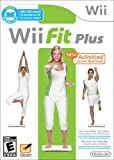 Wii Fit Plus - samo igra - Wii Balance Required (Wii)