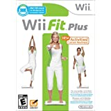 Wii Fit Plus - Software Only ~ Nintendo