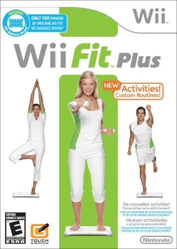 Wii Fit Plus on Wii