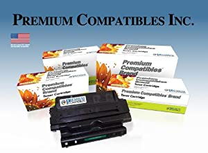 Premium Compatibles Inc. MLTD208LPC Replacement Ink and Toner Cartridge for Samsung Printers, Black from Premium Compatibles Inc.