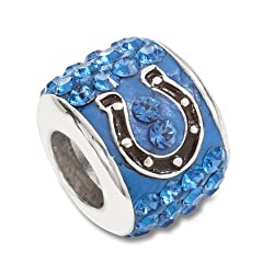 NFL Indianapolis Colts Premier Bead