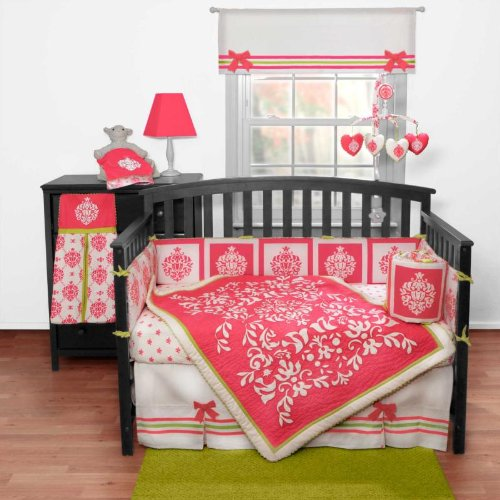 Bananafish Willow Crib Bedding