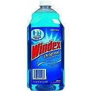 Johnson S C Inc 00128 Windex Glass Cleaner Refill-2 LITER WINDEX REFILL